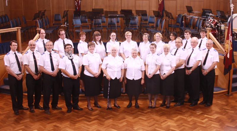 Gloucester Salvation Army Songsters